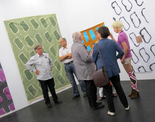 art espace, la galerie Pome Turbil
