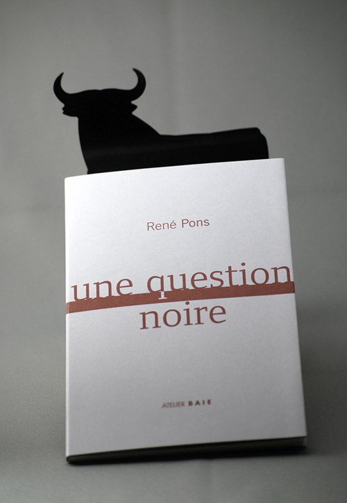 Une question noire, René Pons