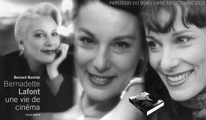 Bernadette Lafont une vie de cinéma