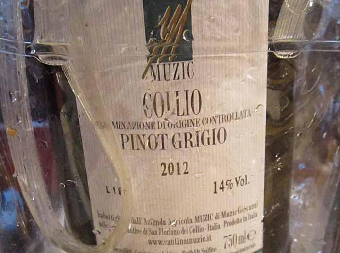 Pinot Grigio Biennale de Venise